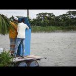 Aqua Bangla Auto fish feeder ভাই ভাই ফিশারীজ লিঃ, চুরখাই,  ময়মনসিংহে  চালু করা হয়েছে।