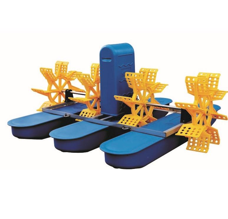 Paddle wheel aerator (2HP, Single Phase or Three Phase)