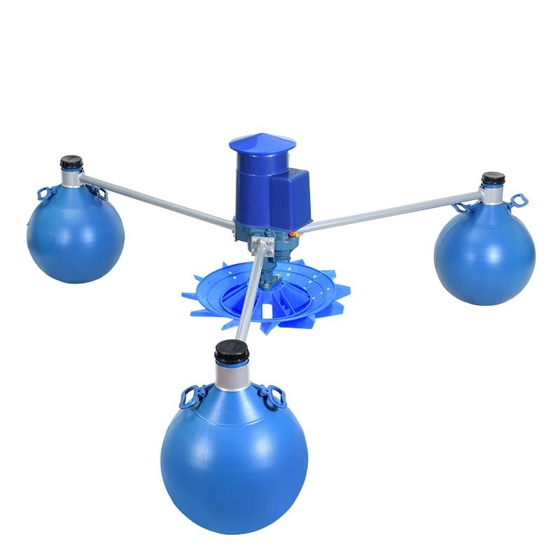 Floating ball impeller Aerator